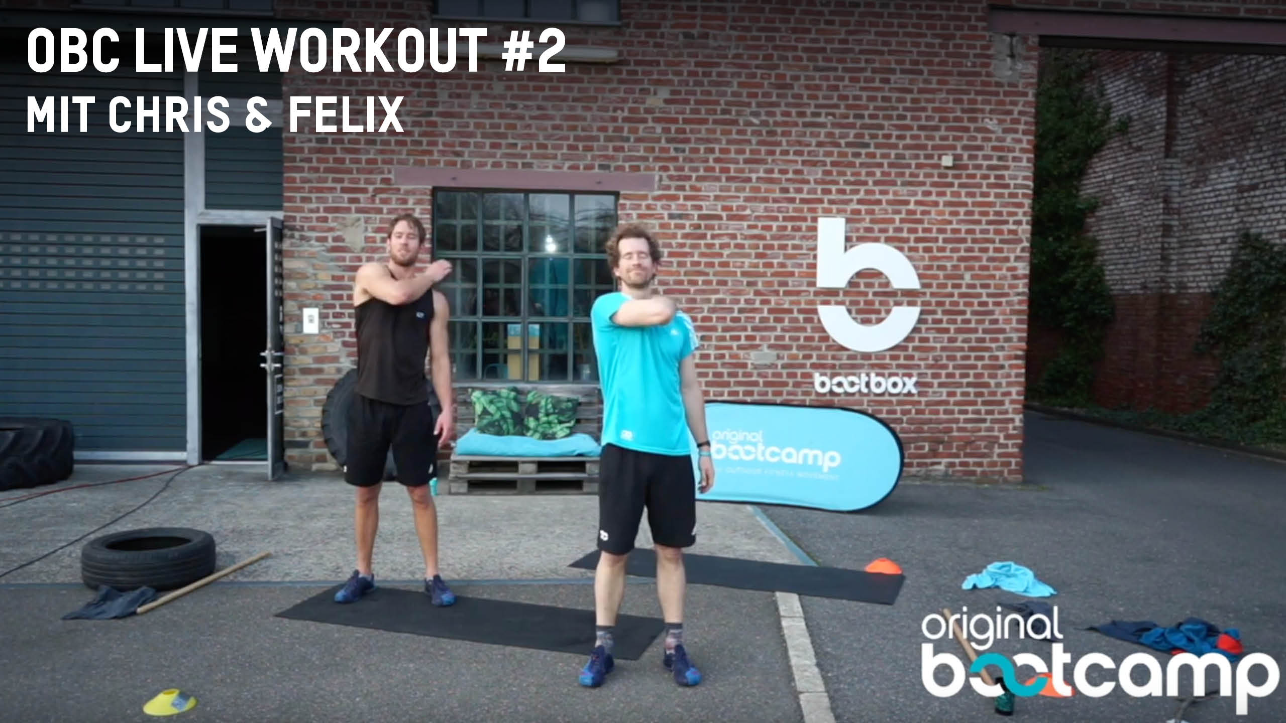 Original Bootcamp Facebook Live Workout #2